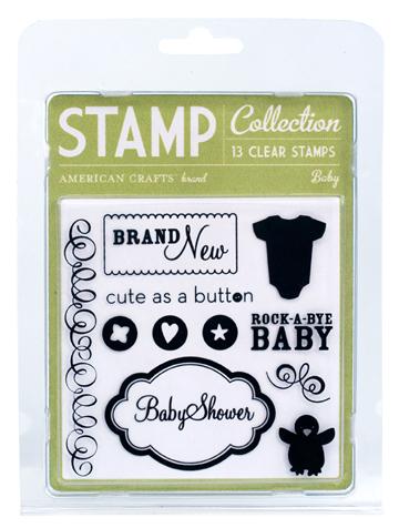 American crafts tampons scrapbooking